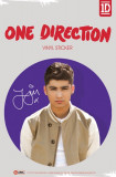 ONE DIRECTION ZAYN - STICKER 9,5 cm, Alte tipuri suport muzica