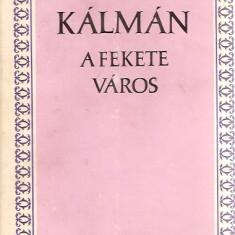 A FEKETE VAROS / MIKSZATH KALMAN - regeny - ,  22