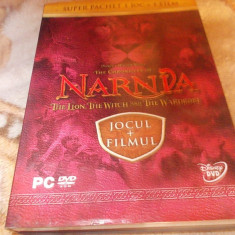 Narnia joc+video PC - Jocuri PC Altele, Single player