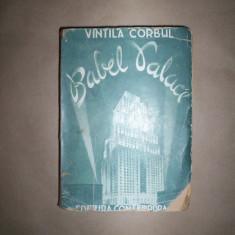 Babel Palace - Vintila Corbul - Roman