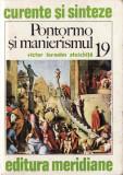 PONTORMO SI MANIERISMUL de VICTOR IERONIM STOICHITA, Humanitas