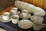Serviciu - mic dejun / ceai / cafea - portelan Englezesc - John Tams - 1990