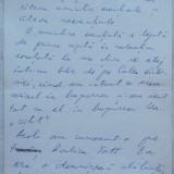 Amintiri de la Urzica , 5 foi scrise pe prima pagina , olograf , de scriitorul Mircea Micu din Ardeal