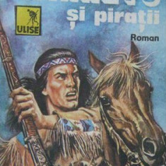 Karl May - Winnetou si piratii - Carte de aventura