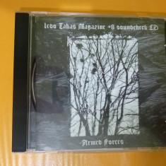 CD MUZICA ROCK - COMPILATIE TRUPE METAL EXTREME ( ORIGINAL )