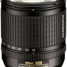 Obiectiv foto Nikon AF-S DX Zoom-Nikkor 18-135mm + Filtre B+W (UV+CPL) - Obiectiv DSLR Nikkor, Standard, Autofocus, Nikon FX/DX