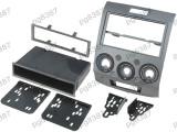 Rama adaptoare Ford Ranger, Mazda BT-50, culoare argintie, 2 DIN / 2 ISO  - 000560