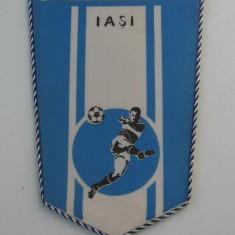 Fanion de colectie. CLUB FOTBAL POLITEHNICA IASI - Fanion fotbal