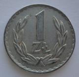 1 zlot Polonia 1975 AUNC - UNC, Europa