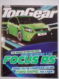 Revista TOP GEAR August 2008