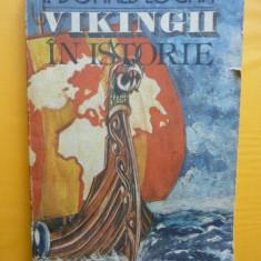 F. Donald Logan - Vikingii in istorie