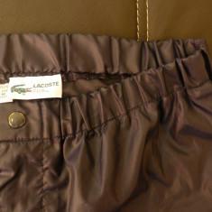 Pantaloni Lacoste; marime M : 81-104 cm talie elastica, 118.5 cm lungime - Pantaloni barbati Lacoste, Marime: M, Culoare: Din imagine