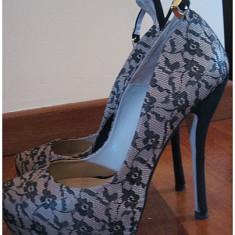Pantofi ZARA - Pantof dama, Marime: 39.5