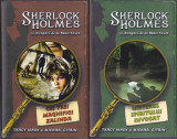 Carti: Tracy Mack si Michael Citrin - Sherlock Holmes si strengarii de pe Baker Street (4 volume), rao
