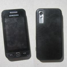 Samsung GT-S5230 - Telefon mobil Samsung Star S5230, Negru, Neblocat