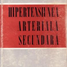HIPERTENSIUNEA ARTERIALA SECUNDARA de CONSTANTIN NEGOITA