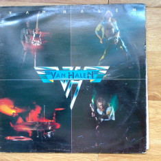 VAN HALEN - VAN HALEN ( 1978, Warner Bros/WEA,Made in UK) vinil vinyl