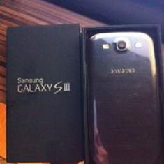 Samsung Galaxy S3 Nou Neverlocked, 16GB, Negru, Neblocat