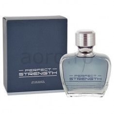 Parfum barbatesc Perfect Strength - Parfum barbati Thebodyshop, Apa de toaleta, 75 ml, Lemnos