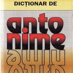 DICTIONAR DE ANTONIME de ONUFRIE VINTELER - Enciclopedie