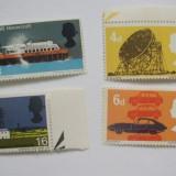ANGLIA 1966 - REALIZARI TEHNICE, serie nestampilata E99