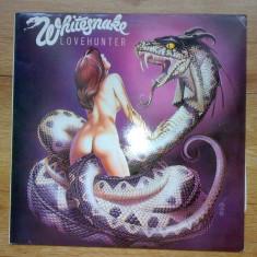 WHITESNAKE - LOVE HUNTER (1979, EMI\FAME, Made in UK) vinil vinyl - Muzica Rock