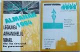 Almanah Legiunea Arhanghelului Mihail , de la trecut la prezent , 1994 , 1