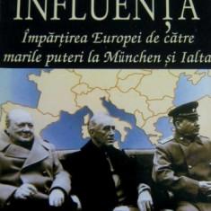 Lloyd C. Gardner - Sferele de influenta _ Impartirea Europei de catre marile puteri la Munchen si Ialta - Istorie