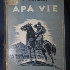 A. Cojelnicov APA VIE Ed. Cartea Rusa 1951 - Roman