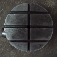 Masa rotativa - Masina de taiat