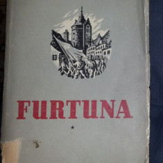 Valis Latis FURTUNA ED. Cartea Rusa 1952 - Roman
