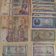 Bacnote vechi romanesti 1966-1993 - Bancnota romaneasca