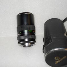 VAND OBIECTIV PE MONTURA OLYMPUS OM 4.5 F=80-200MM - Obiectiv DSLR Olympus, Manual focus