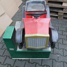 Masinute cu fise- kiddy rides- masinute divertisment - Masinuta electrica copii Altele, 8-10 ani, Unisex, Alb