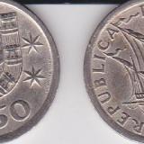 PORTUGALIA 2.50 ESCUDOS 1974 KM# 590, Europa