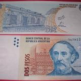 ARGENTINA 2013 - 2 PESOS - UNC