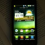 Lg Optimus Black P970 - Telefon mobil LG Optimus Black, Negru, 2GB, Neblocat, Single core, 512 MB