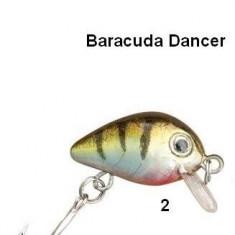 Voblere Baracuda Dancer 30mm - Vobler pescuit