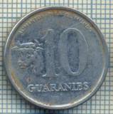 2375 MONEDA  - PARAGUAY - 10 GUARANIES - anul 1986 -starea care se vede