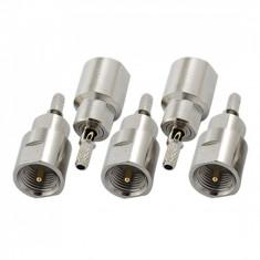 Connector FME tata pentru cablu RG174 LMR100 RG316
