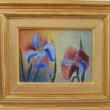 Tablou U/P, Flori 2 - Pictor roman, Natura moarta, Realism