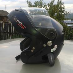 Casca Nolan N 90 s - Casca moto Nolan, XL, Clapa