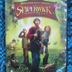 THE SPIDERWICK CHRONICLES - film DVD (original din Anglia, in stare impecabila!!!)