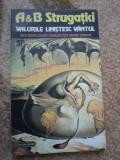 VALURILE LINISTESC VANTUL ARKADI BORIS STRUGATKI carte editura nemira sf hobby
