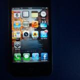 Vand iPhone 4s 16Gb,Negru,10/10,Orange Romania