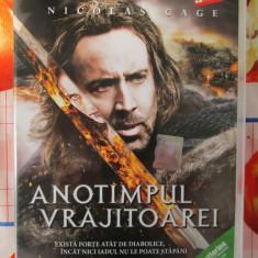 ANOTIMPUL VRAJITOAREI - film DVD cu NICHOLAS CAGE (in stare impecabila!!!)