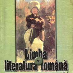 LIMBA SI LITERATURA ROMANA PT TESTAREA NATIONALA de A. COSTACHE ED. ART - Culegere Romana