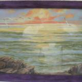 Tablou,pictat ulei pe panza, MARINA 13