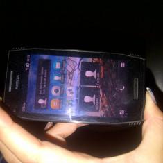 DE VANZARE NOKIA X7 STARE FOARTE BUNA - Telefon Nokia, Negru, Neblocat, Single SIM, Smartphone, Touchscreen