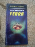 Febra Serge Brussolo carte SF fiction roman hobby